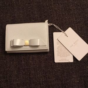 Ted baker bow wallet